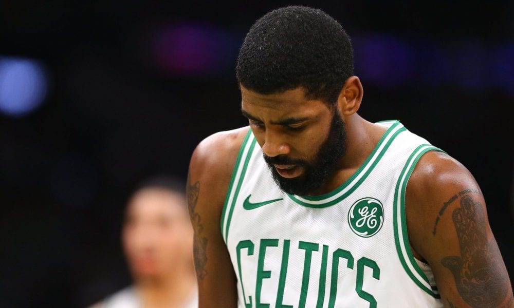 Kyrie Irving 'Disengaged, Detached' And Without Friends On Celtics