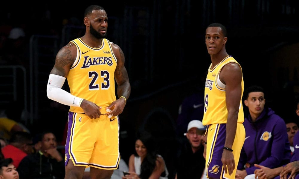 Is Rajon Rondo The Reason For The Lakers Struggles?