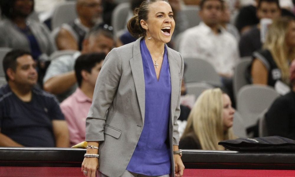 Becky Hammon and Dave Joerger Land Interviews With the Indiana Pacers