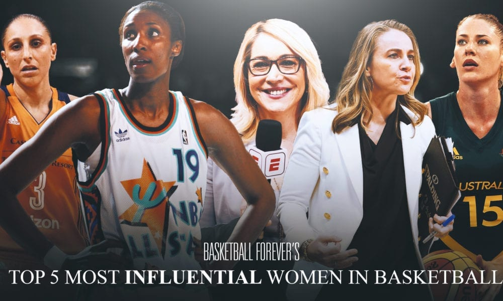 basketball forever top women players