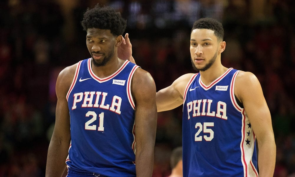 Embiid Ankle Injury Adds To Sixers Bubble Woes