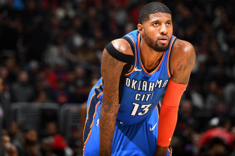 Paul George Slams Refs: 'There's Gotta Be A Change'