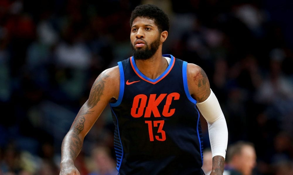 Paul George On Choosing OKC: 'L.A. Can Hate Me or Love Me'