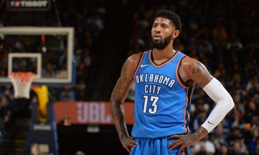 Something's Up With Paul George