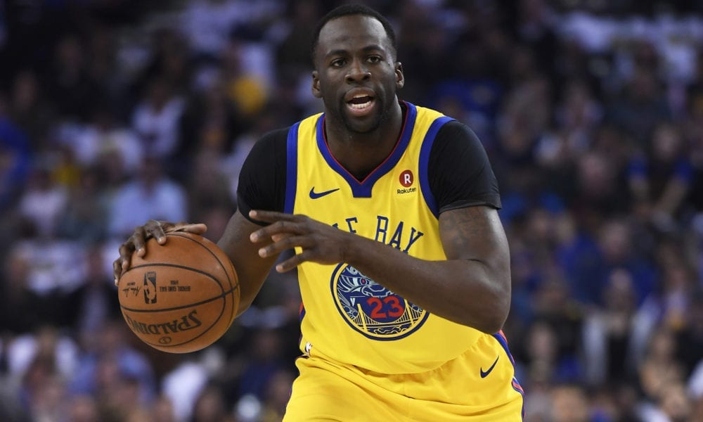 Draymond Green: Fans 'Often' Cross The Line With Comments