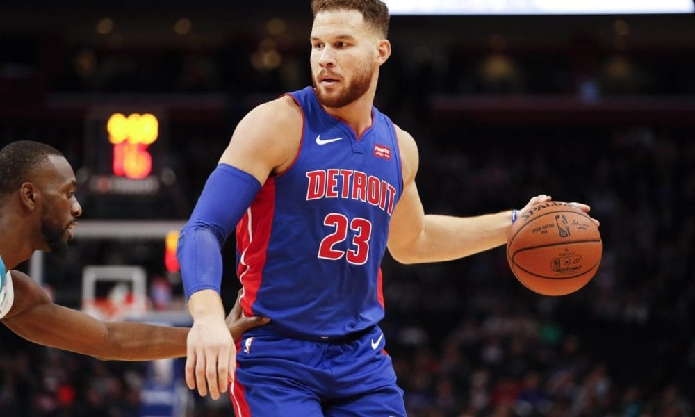 Blake Griffin Went After Fan For Calling Him 'Boy'