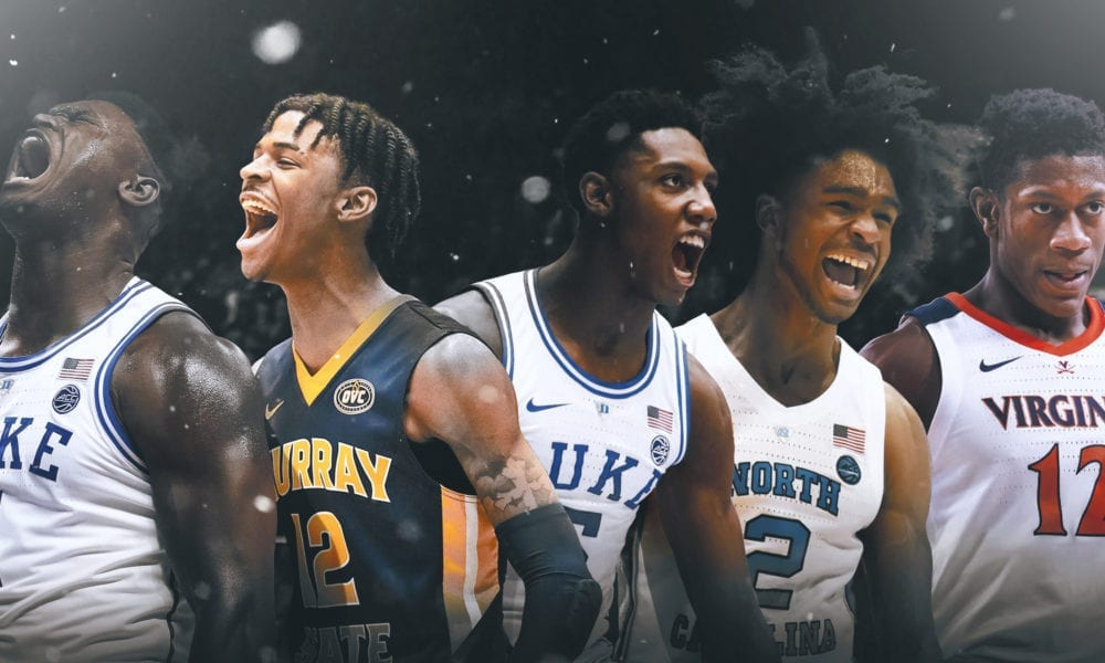 The Top 5 Players To Watch During March Madness