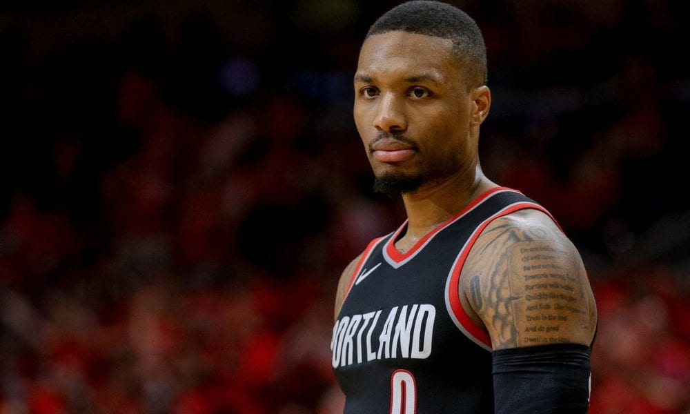 Damian Lillard: 'People Are Sleeping On Us'