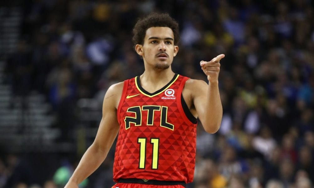 Trae Young On This Year's Rookie Class: 'I'm The Best'