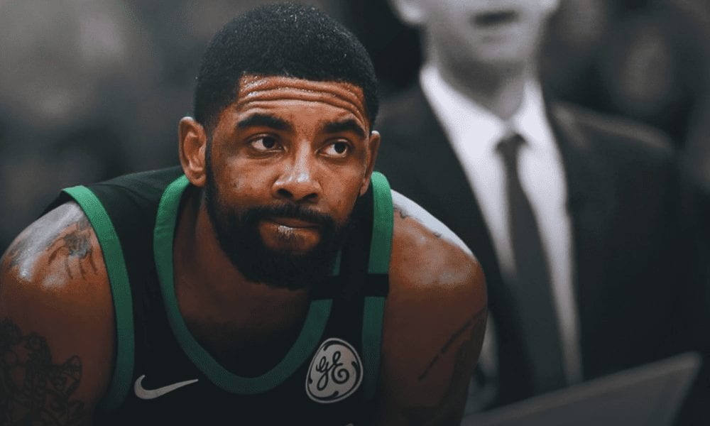 Kyrie Irving Is Talking Shit About His Own Team Again And The Celtics Are A Bigger Mess Than Ever