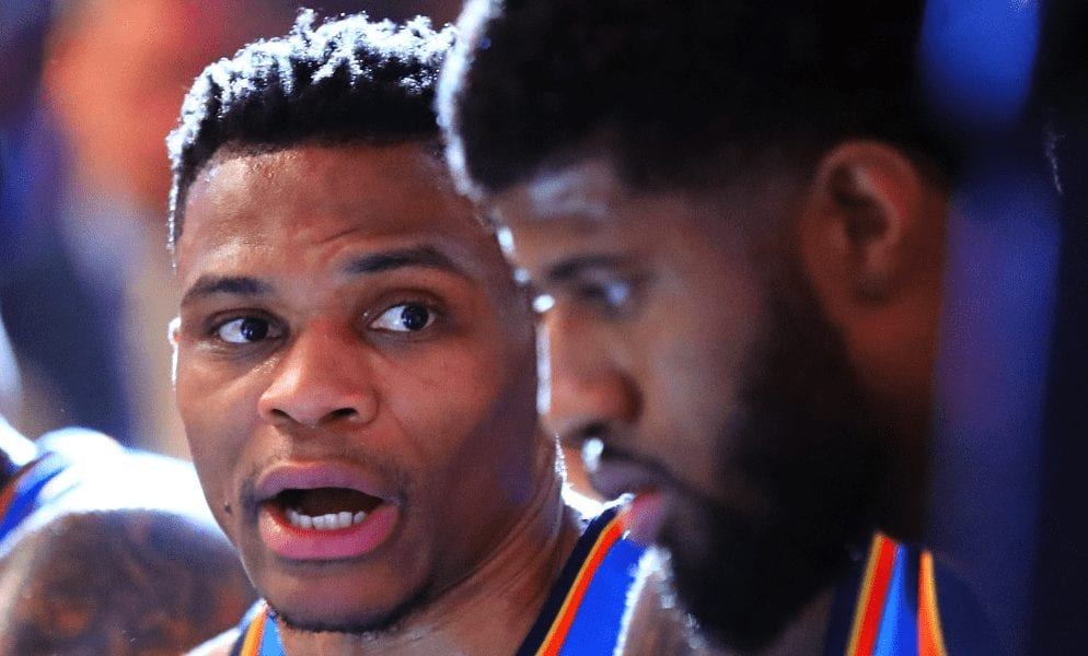 The Thunder Could Be In Big Trouble