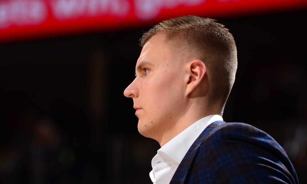 Kristaps Porzingis basketball forever