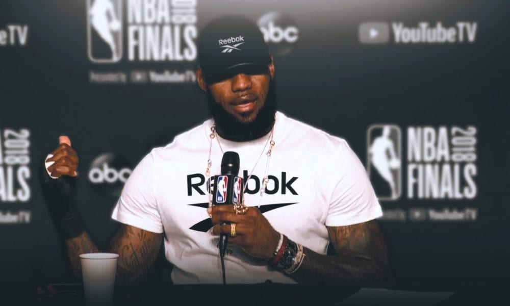 How LeBron James Came Ridiculously Close To Signing With Reebok