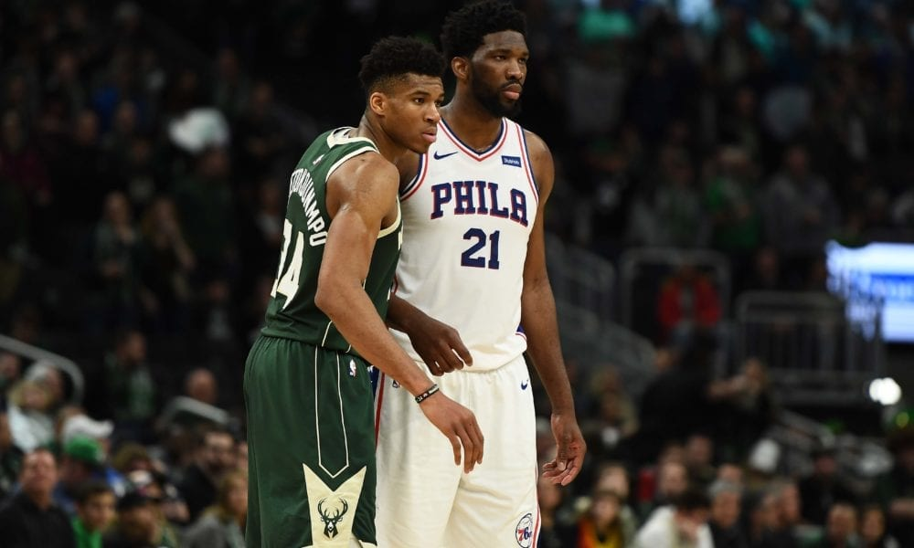 Daily Wrap: Giannis Burns Embiid, Lonzo Sues And Jeff Bezos Wants To Buy The Knicks?