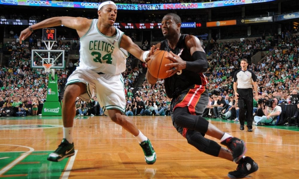 Twitter Roasts Paul Pierce For Saying He Had A Better Career Than Dwyane Wade