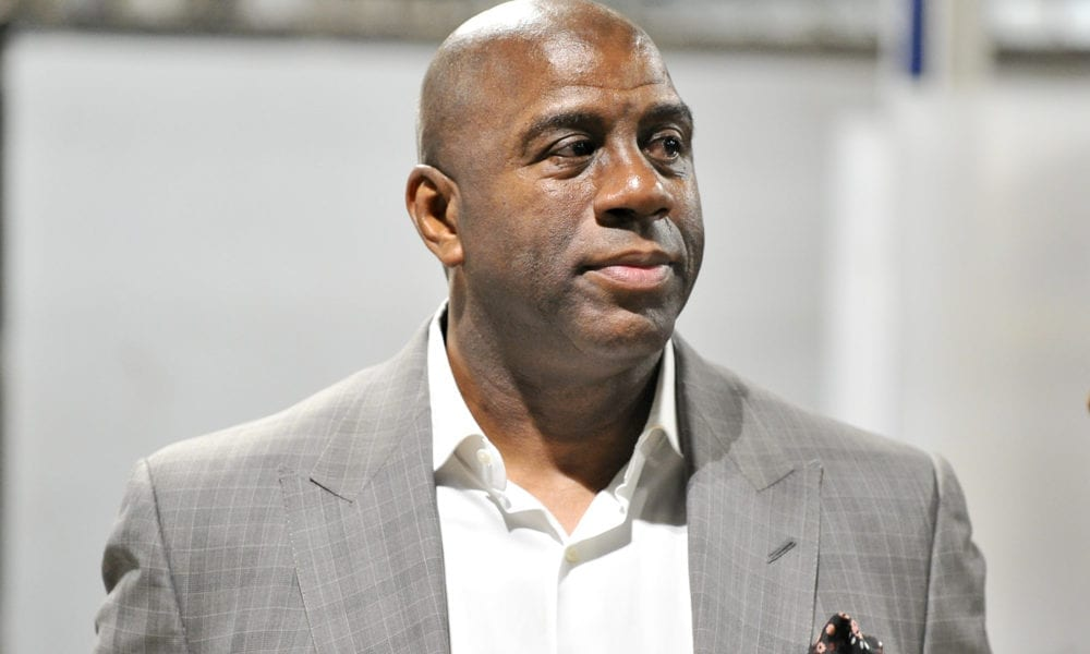 Why Magic Johnson's Time As Lakers President Was A Disaster From Start To Finish