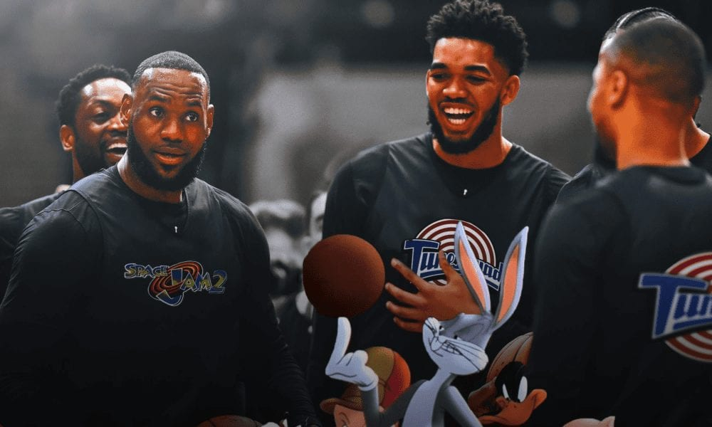 More NBA Stars Drop Out Of Space Jam 2, Major Script Changes Revealed