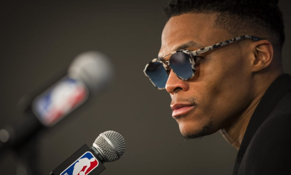 Steve Kerr Calls Out Russell Westbrook For Being An Asshat In The Media