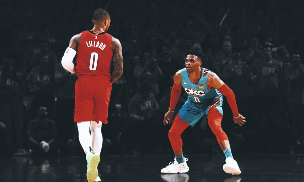 A Comprehensive History Of The Damian Lillard-Russell Westbrook Beef