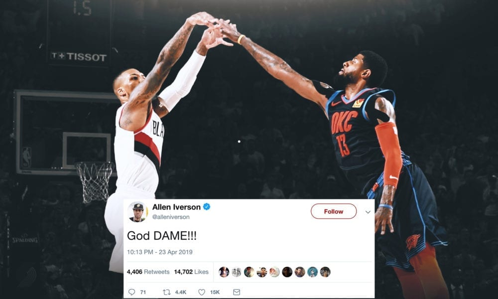 NBA Players React To Damian Lillard's Insane Game-Winner