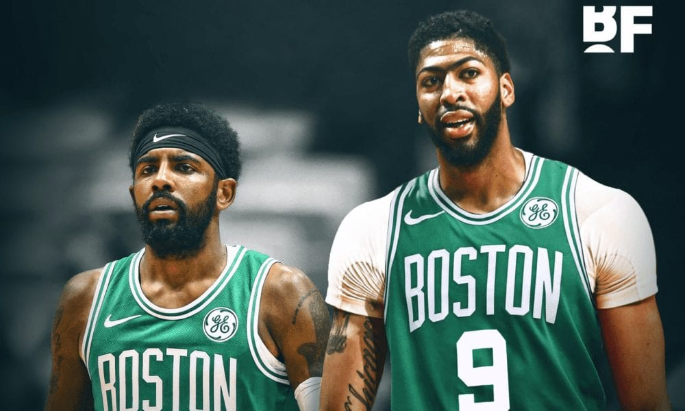 Celtics Might Have Increased Their Lead On Lakers In Race For Anthony Davis