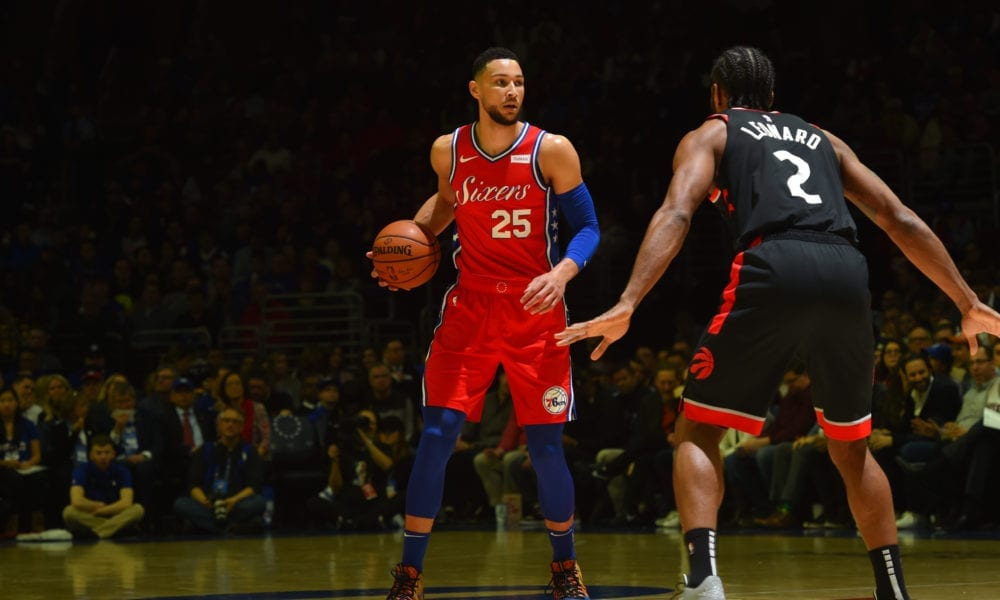 Why Kawhi Leonard Is Always Such A Nightmare For Ben Simmons