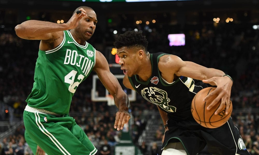 How Al Horford Owned Giannis Antetokounmpo In Game 1