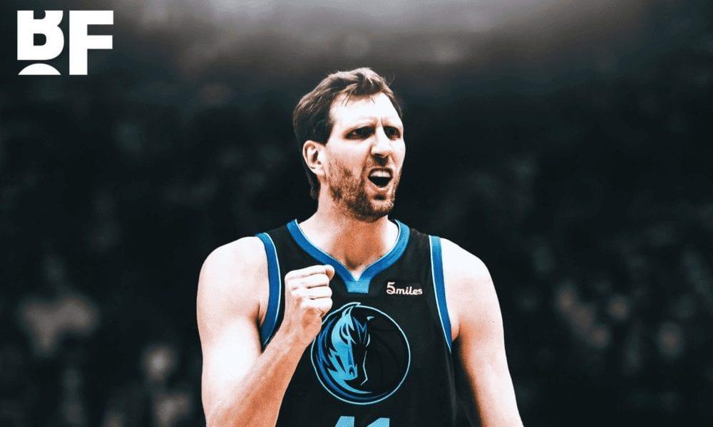 dirk nowitzki basketball forever