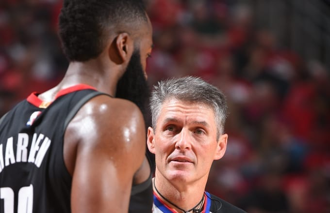 How The Rockets Came To Hate One Referee In Particular