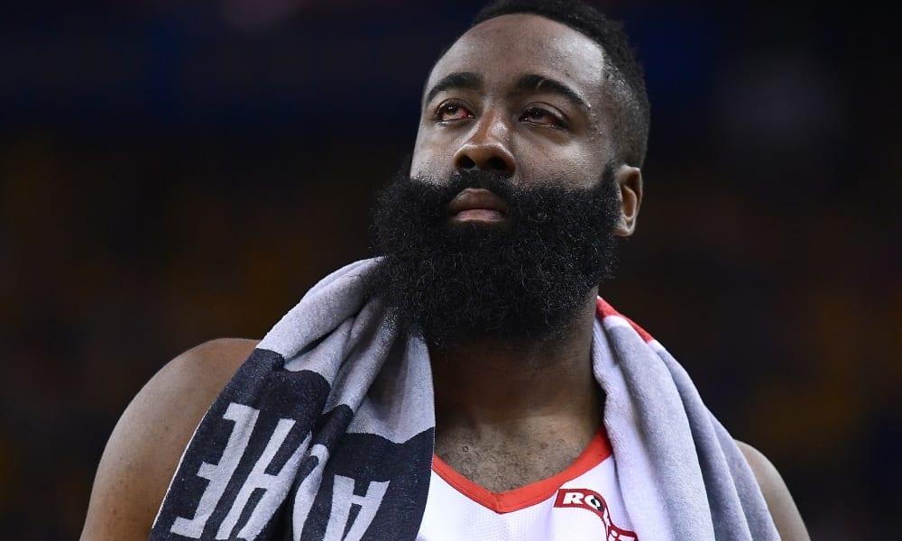 james harden basketball forever