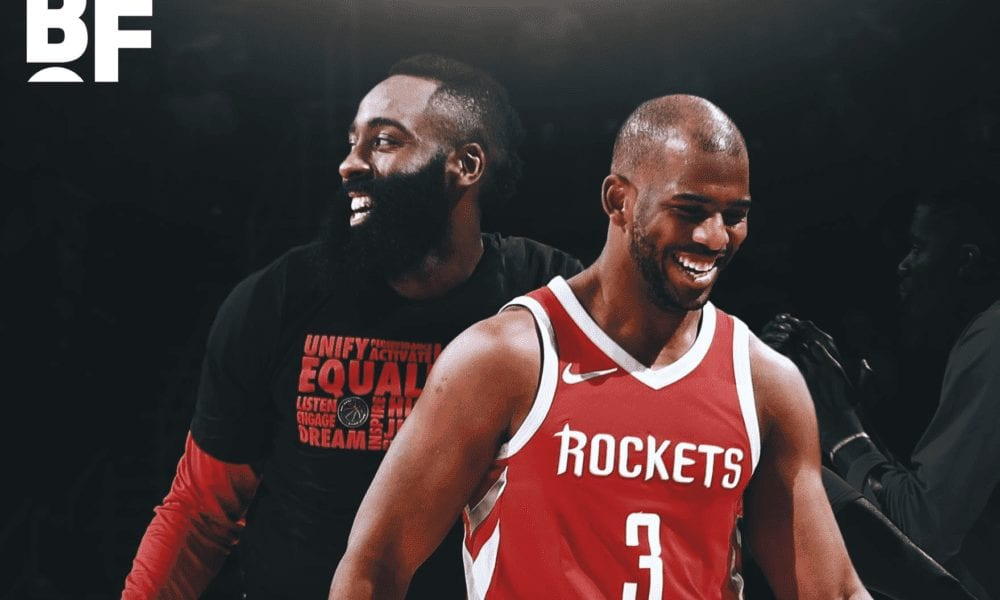 james harden chris paul basketball forever