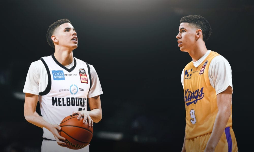 Sydney And Melbourne Need To Do Everything Possible To Sign LaMelo Ball Right Now