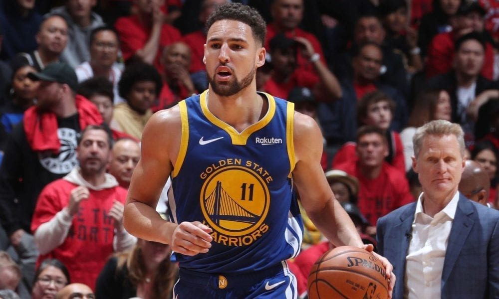 Daily Wrap: It's Klay Or Bust For The Warriors