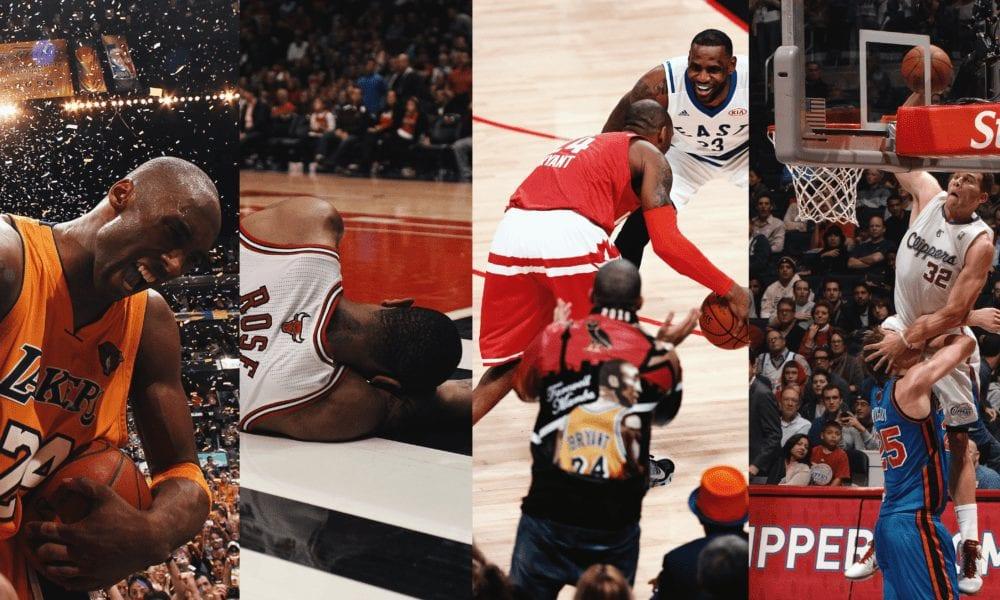 The Top 10 NBA Photos Of The Decade
