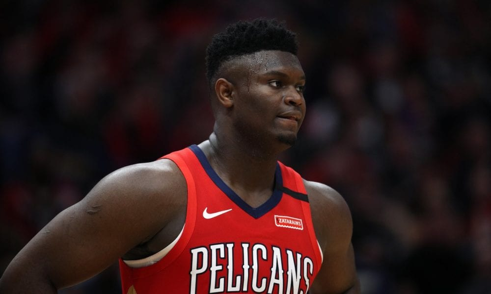 zion williamson debut