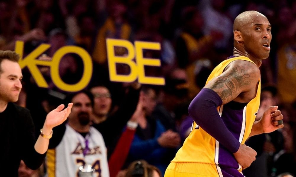 NBA Greats Pay Tribute To Kobe Bryant