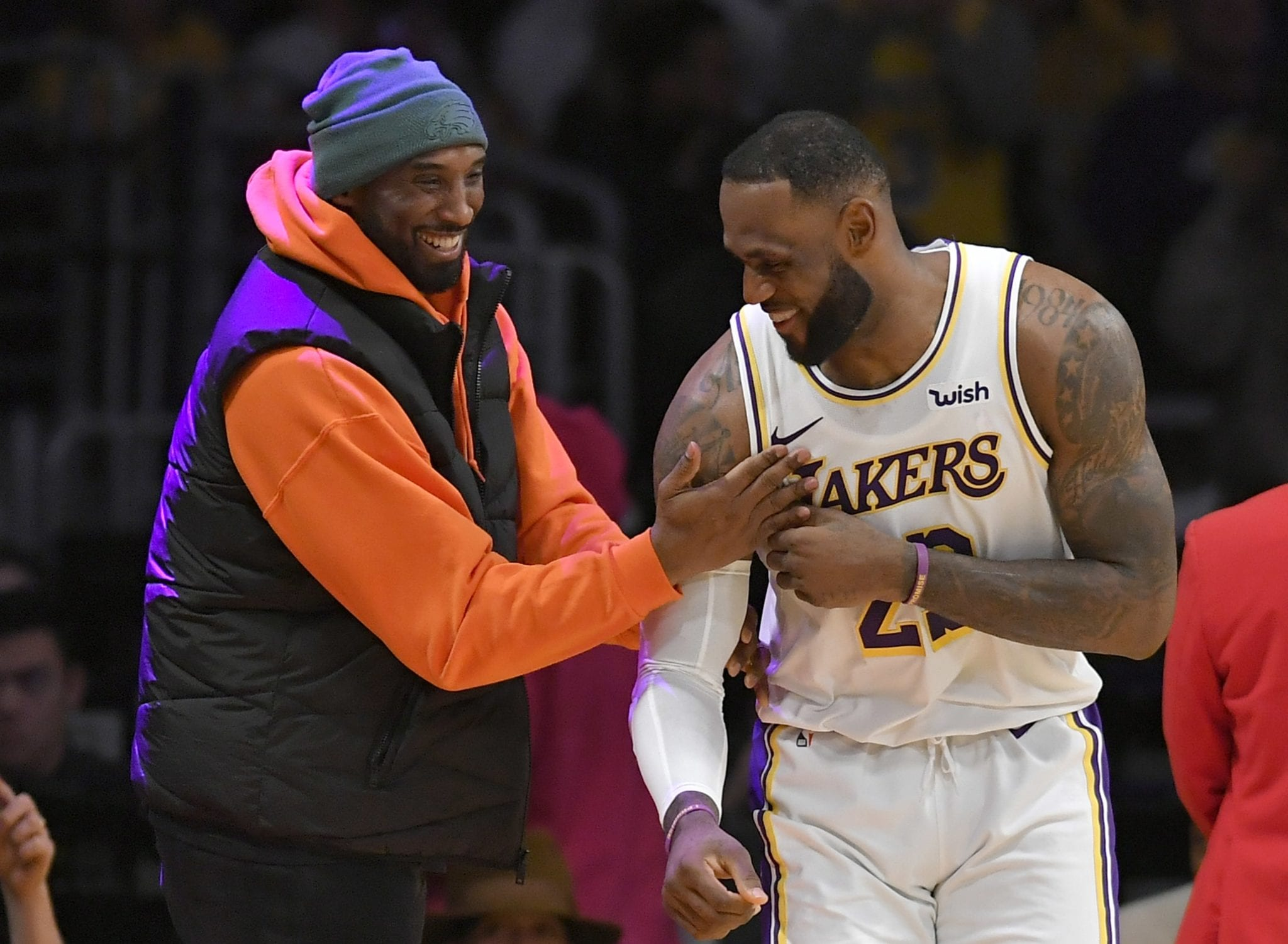 How Kobe Bryant S Death Could Completely Change Lebron James Lakers Legacy