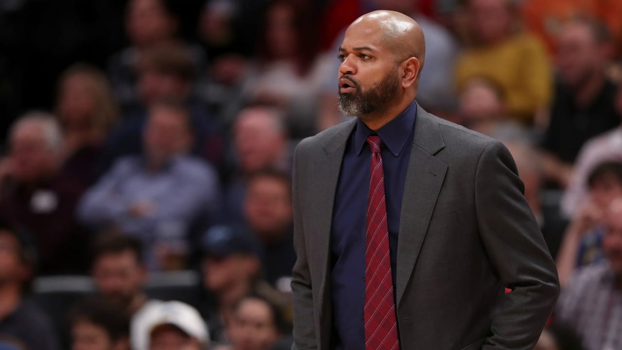 Cleveland Cavaliers Sign J.B. Bickerstaff To New Four-Year Deal