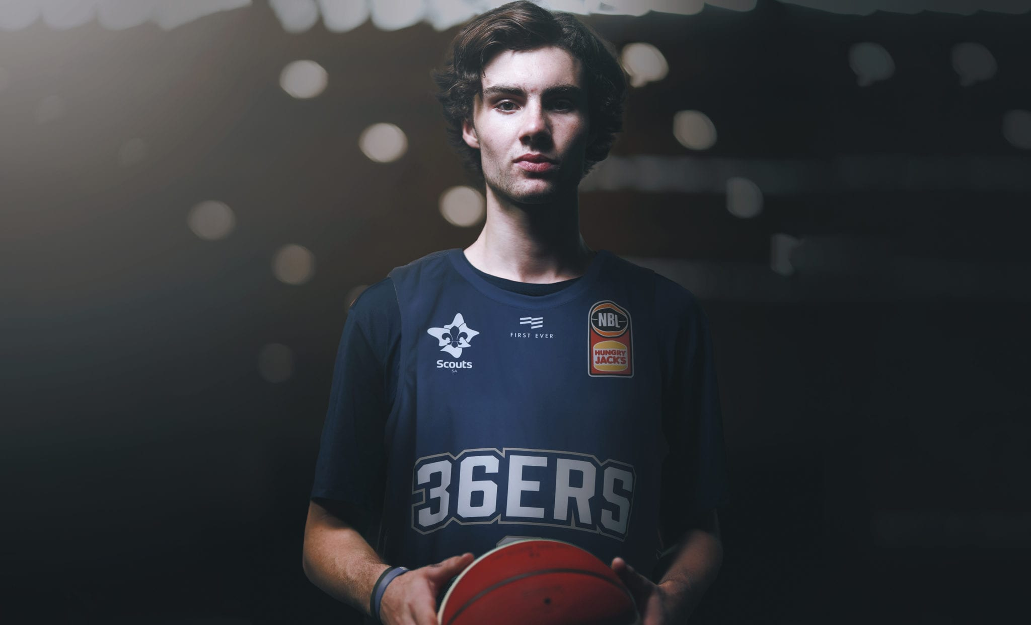 Josh Giddey Signs With Adelaide 36ers