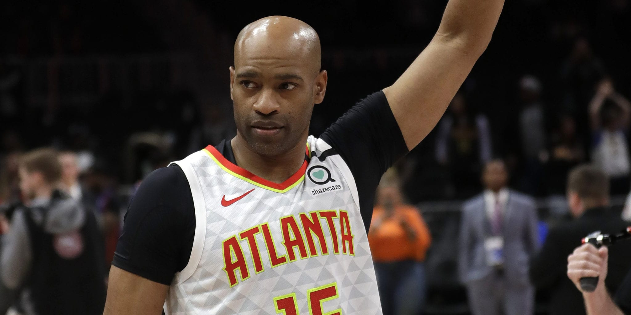 Vince Carter on Retirement and NBA Suspension of Play