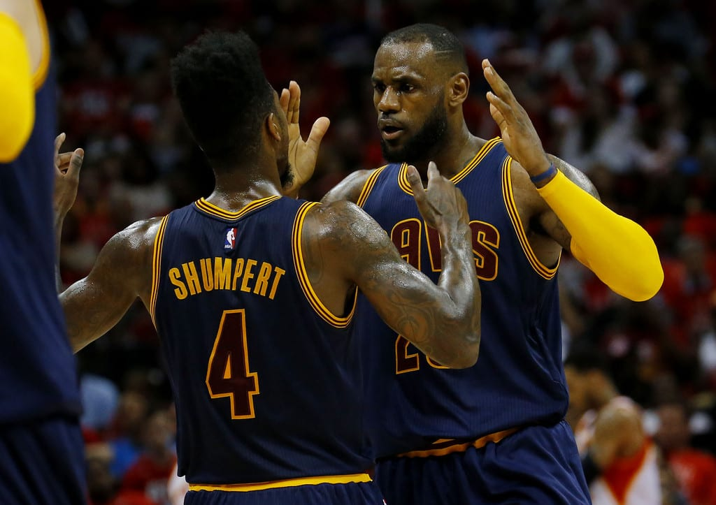 Iman Shumpert Says LeBron James' Basketball IQ Is His Greatest Superpower