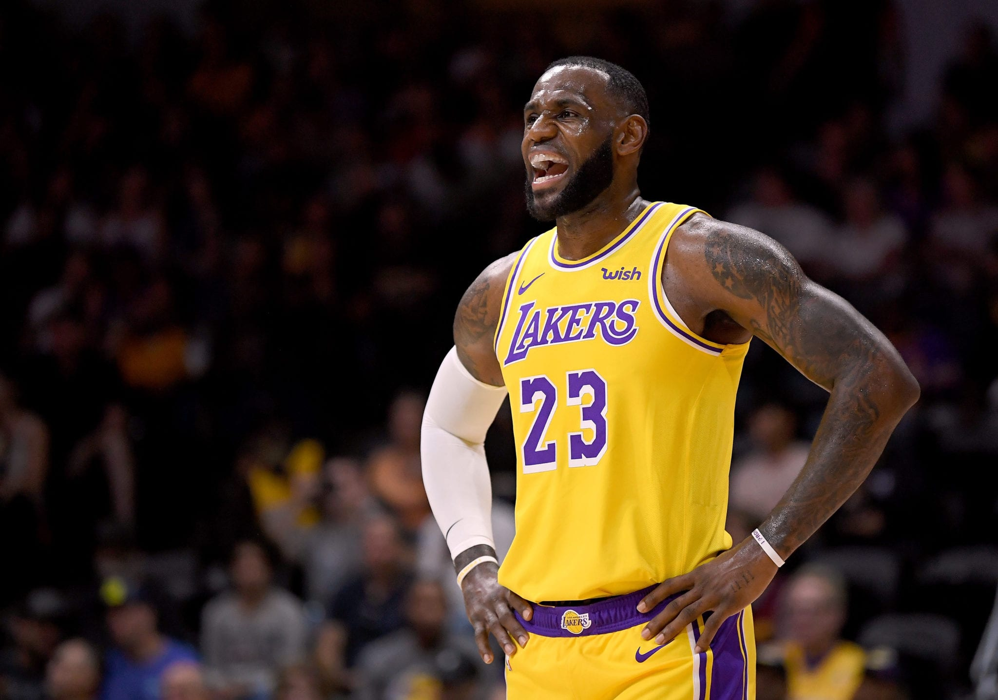 LeBron James Sued By Furious NBA Photographer
