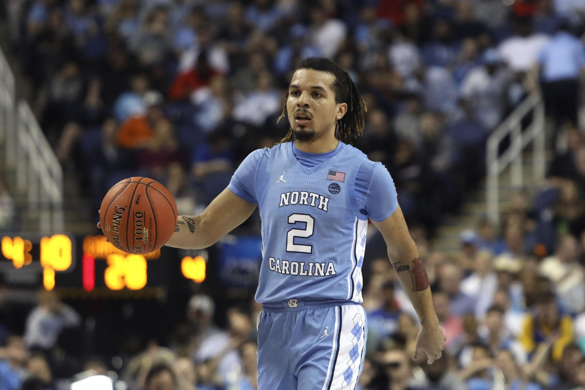 Cole Anthony NBA 2020 Draft