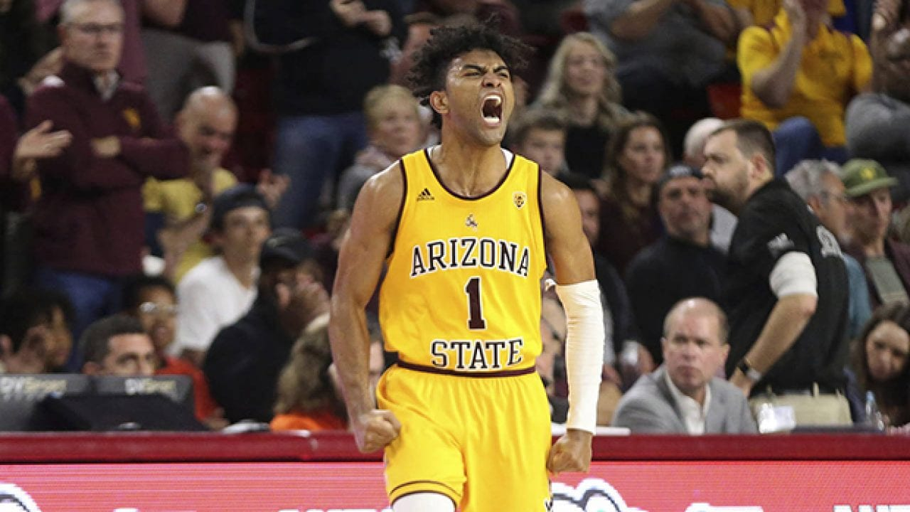 Arizona State Star Remy Martin Declares For NBA Draft