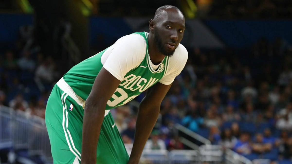 Everything You Need to Know About Tacko Fall | Height, Weight, Age, Stats