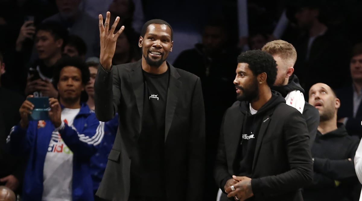 Brooklyn Nets to Consult Kevin Durant and Kyrie Irving During Coaching Search