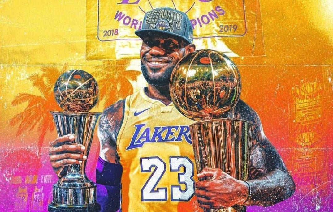 Lakers Winning NBA Championship Due to Bylaw 6.23 is Fake News