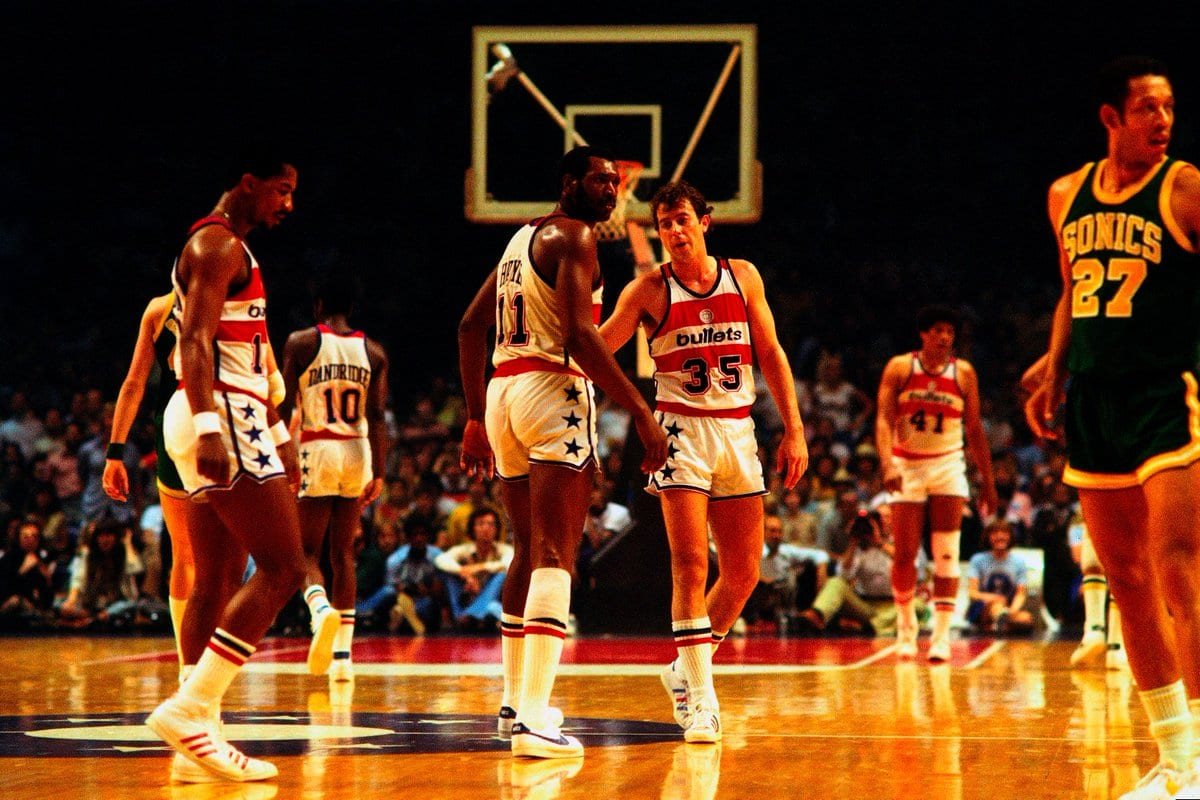 Reliving The 1978 NBA Finals: Bullets vs Sonics