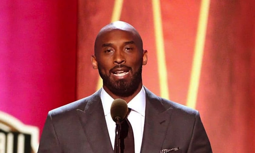 Vanessa Bryant Praises Kobe After Hall of Fame Announcement