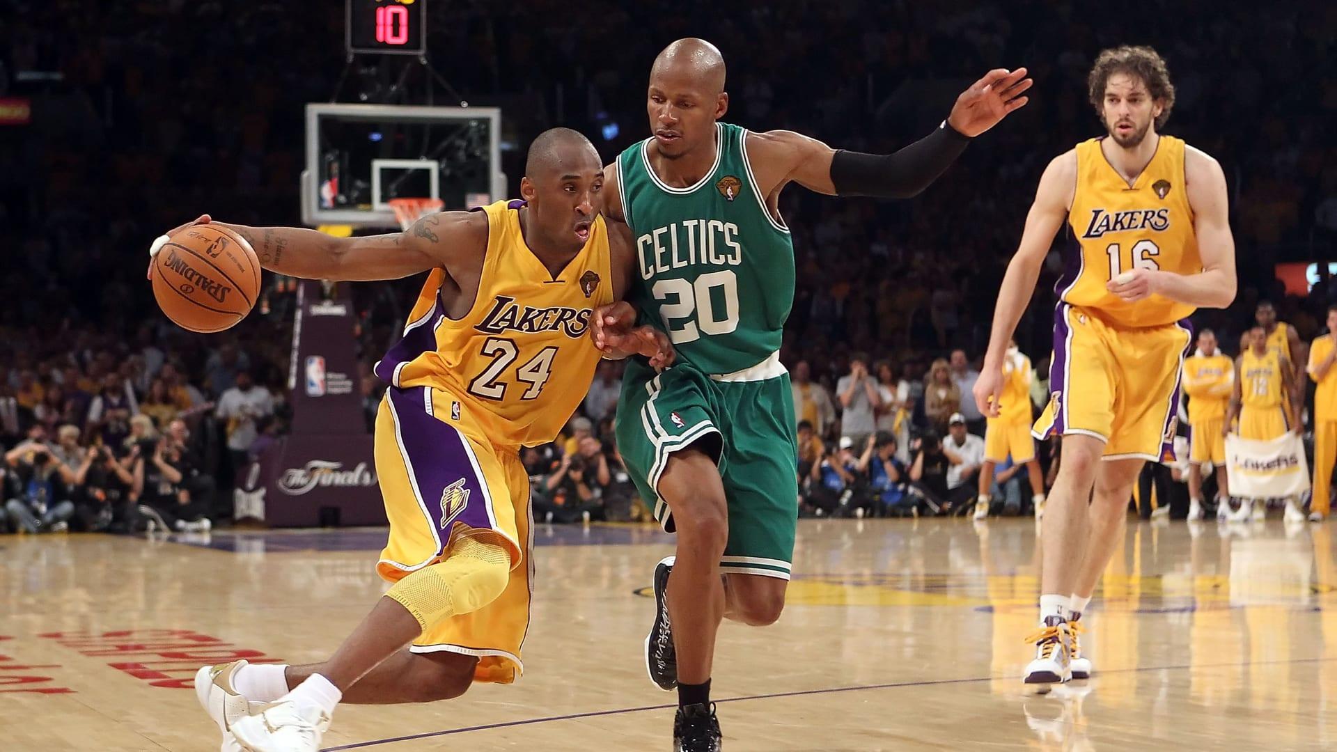 2010 NBA Finals Flashback: Kobe Bryant And Lakers Get Their Revenge Against Celtics